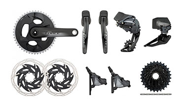 Sram Force Etap AXS 12s disc